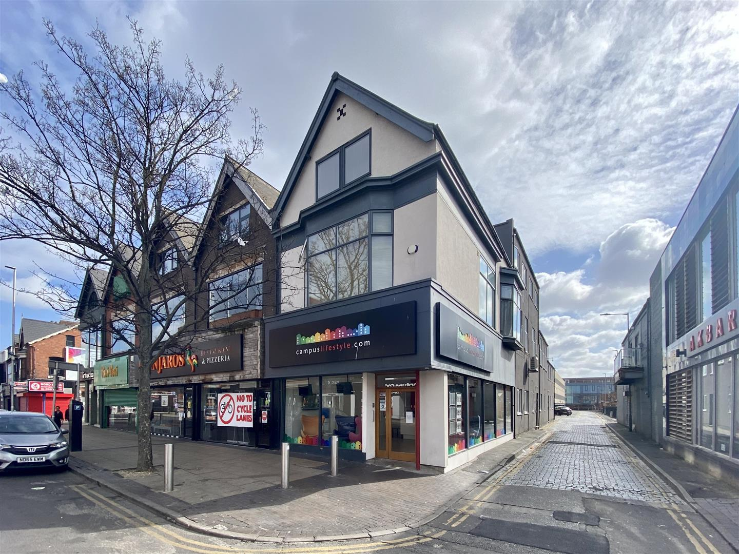 190 Linthorpe Road Middlesbrough, 15 Bedrooms  Block of flats ,For Sale